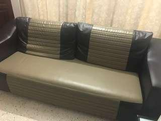 Sofa two seater ( 2 sets )