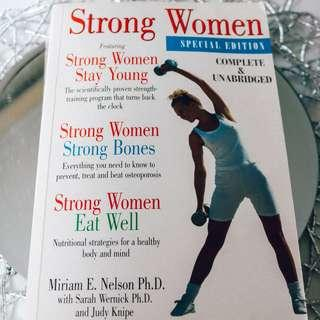 Strong Women - Mia Nielson