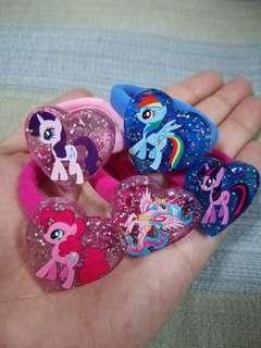 MLP My Little Pony Hair Accessories