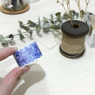 Used Washi Tape - Chamil Garden
