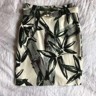 Jigsaw Skirt Size 6