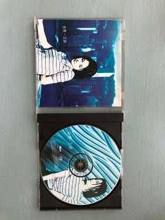 王菲親筆簽名守時守護天使自便CD