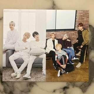 🚚 BTS x Mediheal Group Postcards