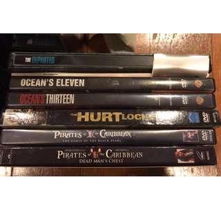 Movies DVD Assortment Films Local International Classic Blockbuster Hollywood Part 2