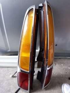 Daihatsu move L9 kenari lampu belakang casual