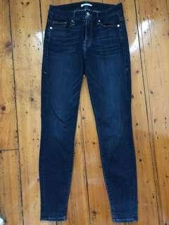 Good American Size 26 jeans