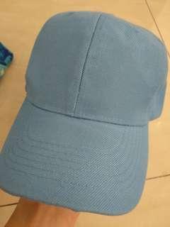 🚚 水藍色帽子
