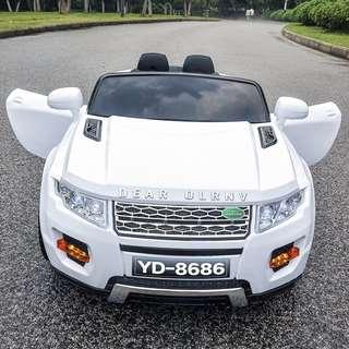 Kids Ride On Car electric rechargeable car Land Rover