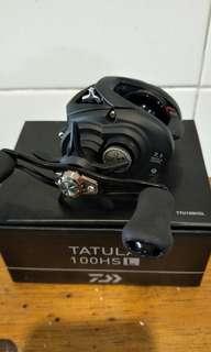 Daiwa TATULA 100 HSL