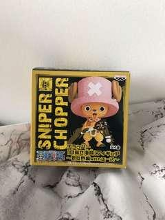 One Piece Sniper Chopper (10cm)