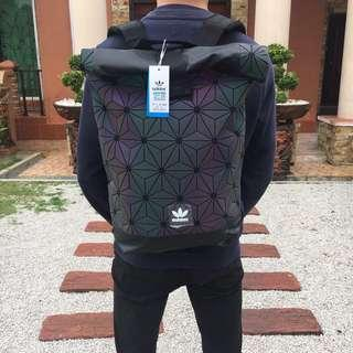 FREE POSTAGE + FREE GIFT!! Adidas 3D Mesh Backpack x Issey Miyake | NEW ARRIVAL