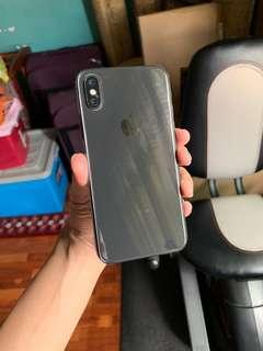 iPhone X 64gb space grey (my set)