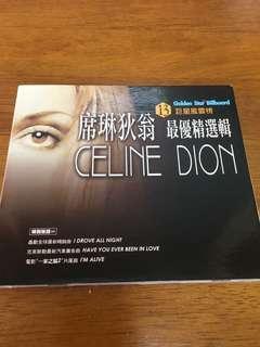 🚚 席琳狄翁最優精選CD