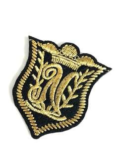 🚚 Military Theme Sew On Patch