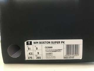Adidas Boston super ok us9.5
