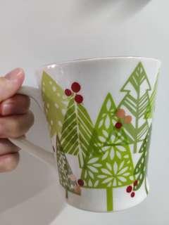 Starbucks mug Christmas series
