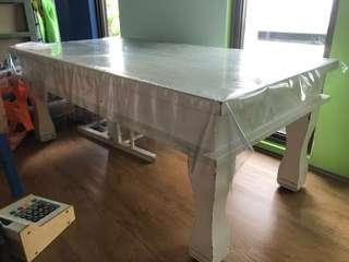 Free Used wooden table