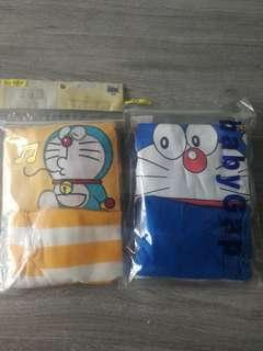 Kid's Doreamon pajamas (2 sets) size 3t n 4t