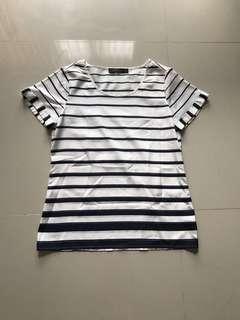 The Limited Stripes Top
