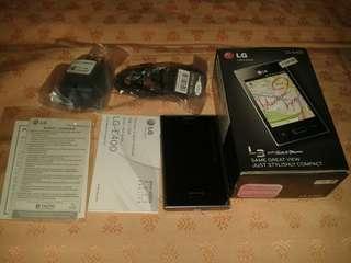 LG E 400 L3 Black