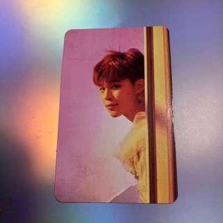 🚚 BTS Jimin Love Yourself: Answer PC (Version E)