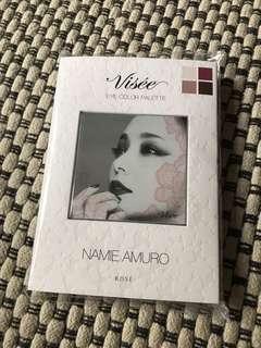 Kose Visee 安室奈美惠 Namie Amuro 眼影組合 02號台版