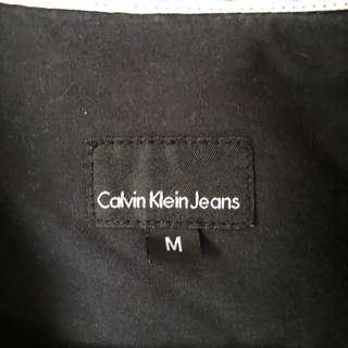 Calvin Klein Jeans Black Long Sleeve shirt