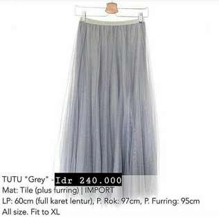 ROK TUTU NEW BUKAN PRELOVED BY IYMEL