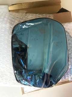Stephen rk 藍色側鏡一對