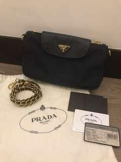Authentic Prada Crossbody Bag