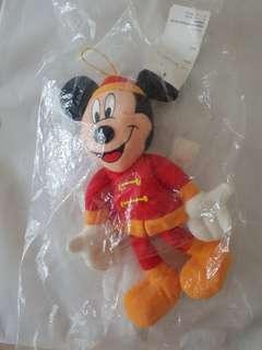 CNY Soft toy (Mickey mouse)