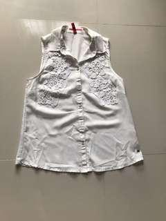 S.Oliver Lace Shirt