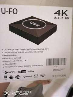 U-Rock Android tv box