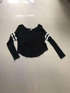H&M Crop Sweater