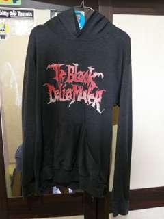 Sweater Black Dahlia Murder ukuran S