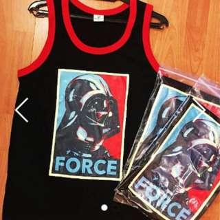 Star Wars/Darth Vader - Singlet