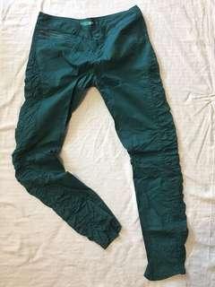 K-2 低腰長褲