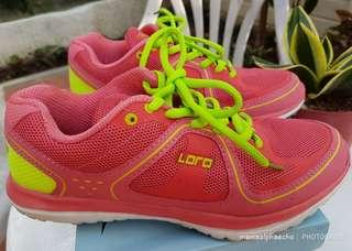 Used Once: Loro Rubber Shoes