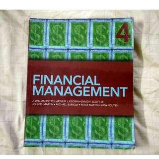 Financial Management 4th Ed.