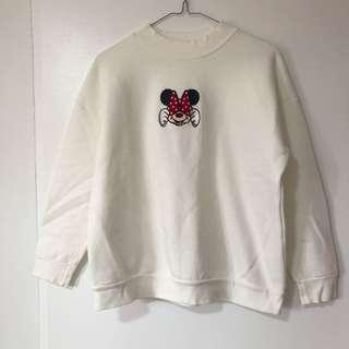 Mini Mouse jumper/sweatshirt