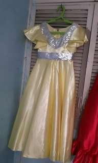 Princess Costume P380 if picked up Nov 2 or 3