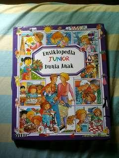 Ensiklopedia junior dunia anak