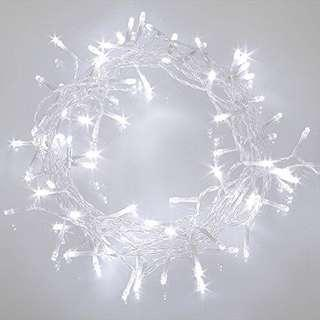 White Fairy Lights 10M