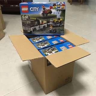<DEREK> Lego City ATV Race Team 60148