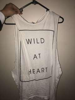 Wildfox singlet top