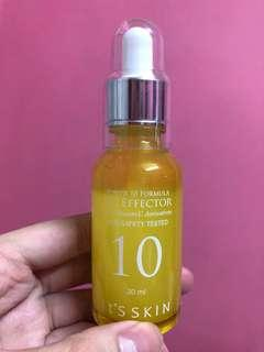 It's Skin VC Effector with Vitamin C