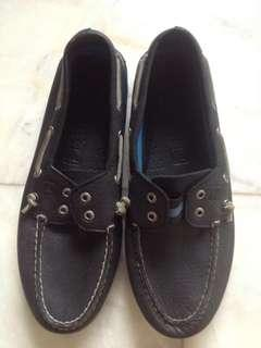 Sperry Leather upper