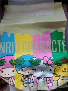 Sanrio sport 防水袋