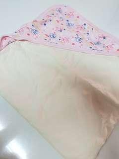 Hooded Bath Towel/Receiving Blanket