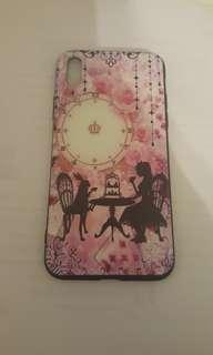 Alice in wonderland iPhone X case